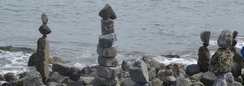 Balancing Rocks Celebration at Crissy Field