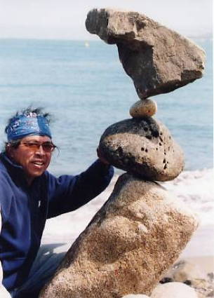 Balancing Rocks at Crissy Field